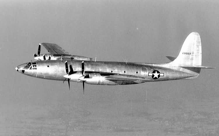 Republic XF 12 Rainbow