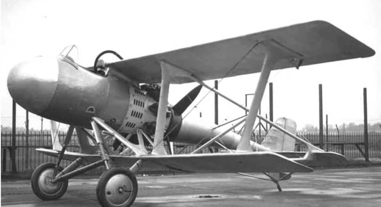 Vickers 161 COW Gun Fighter