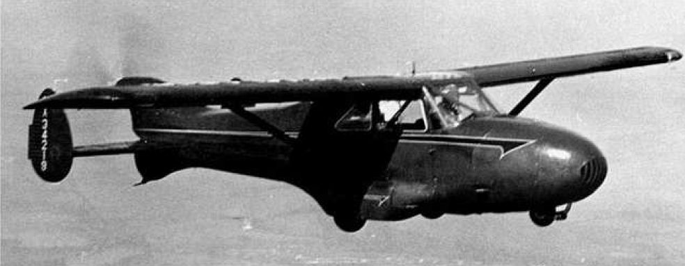 Waco Model W Aristocraft
